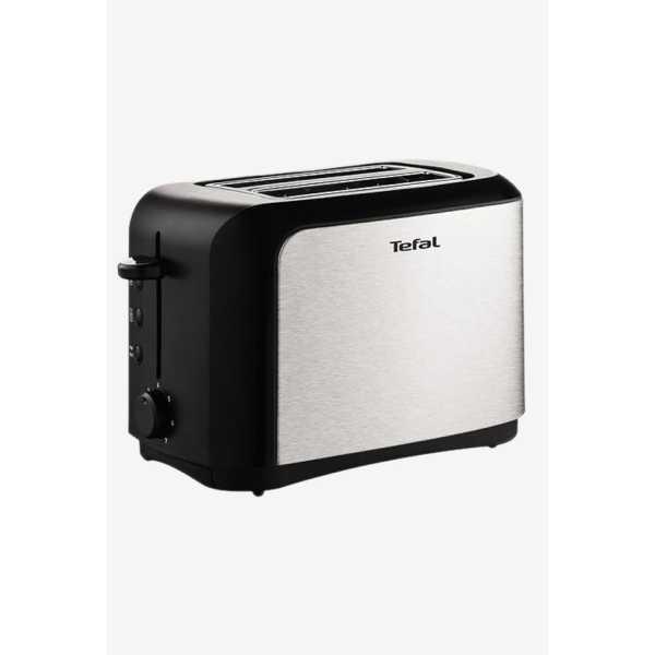 Tefal Express TT365 850W Pop Up Toaster - Silver | Black