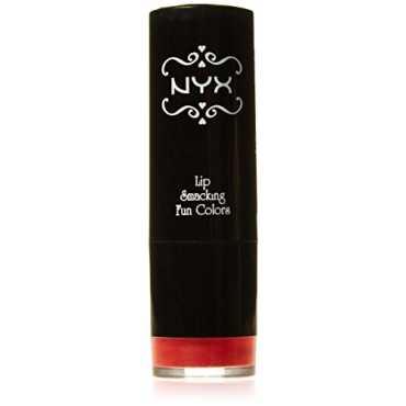 NYX Round Case Lipstick Lip Cream (638 Sunflower)
