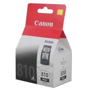Canon PG 810 Black Ink Cartridge - Black