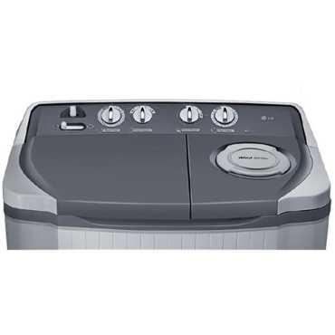 LG P7550R3FA 6.5kg Semi Automatic Washing Machine - Grey