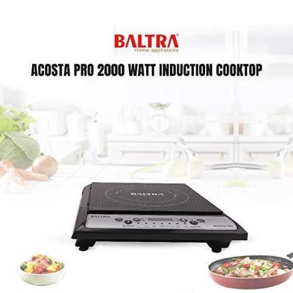 Baltra Acosta Pro 2000 Watt Induction Cooktop