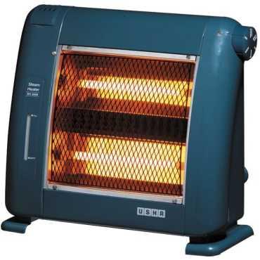 Usha SH 3508H Halogen Room Heater - Black | Blue
