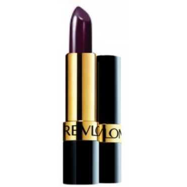 Revlon Super Lustrous Lipstick (Black Cherry 301) - Black