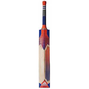 Adidas Pellara All-Out Cricket Bat Short Handle - Red