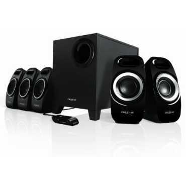 Creative Inspire T6300 5.1 Channel Multimedia Speakers - Black