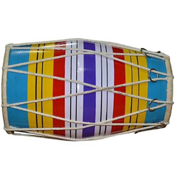 DronaIndia DIPL-M-067 Dholaki - Multi Color