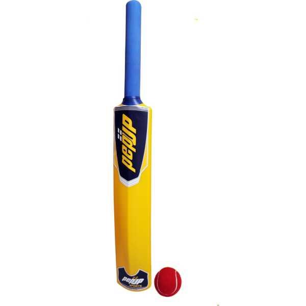Pepup Plastic Bat Cricket Kit (Size 5)