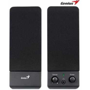 Genius SP - S110 2 Desktop Speaker - Black