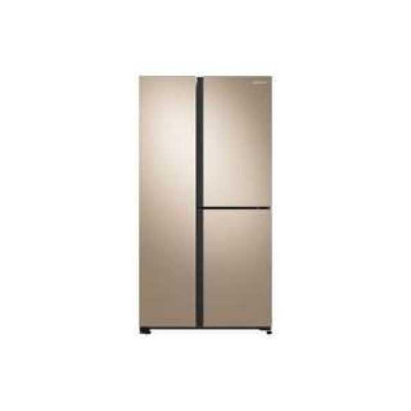 Samsung RS73R5561F8 689 L Inverter Frost Free Side By Side Door Refrigerator