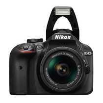Nikon D3400 DSLR (with AF-P 18-55mm And AF-P 70-300mm VR Kit Lens)
