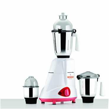 Kanchan Tristar 750W Mixer grinder (3 Jar) - White