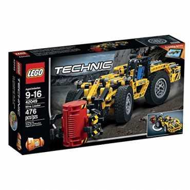 Lego Technic Mine Loader 42049 Building Kit