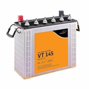 V-Guard VT145 140AH Tall Tubular Inverter Battery - Multicolour