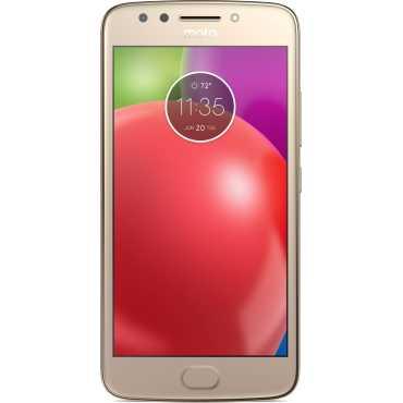 Motorola Moto E4 - Gold | Grey