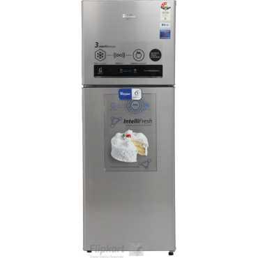 Whirlpool PRO 375 ELT 3S 360 L Frost Free Double Door Refrigerator