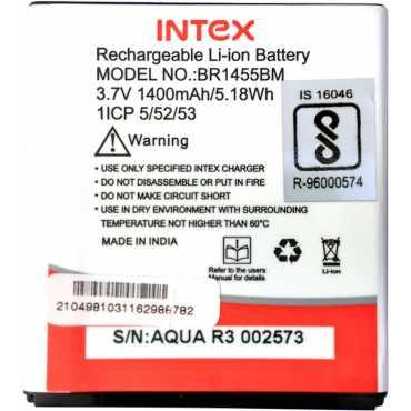 Intex 1400mAh Battery (For Intex Aqua R4 Plus)