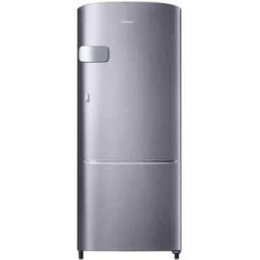 Samsung RR20A2Y1BS8 192 L 2 Star Inverter Direct Cool Single Door Refrigerator