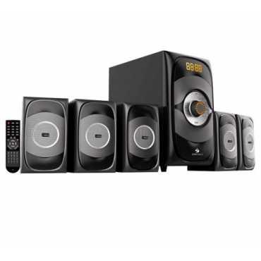 Zebronics SW8390 RUCF 5.1 Audio Speaker - Black