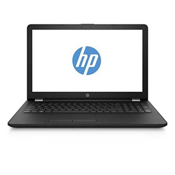 HP 15-BS541TU Laptop - Black