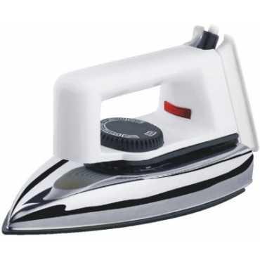 Moksh Champ 750W Dry Iron - White