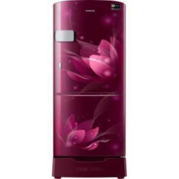 Samsung RR20A1Z2YR8 192 L 3 Star Inverter Direct Cool Single Door Refrigerator
