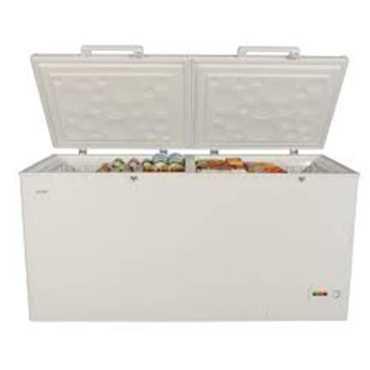 Haier HCF-588H2 588 L 5 Star Double Door Refrigerator - White