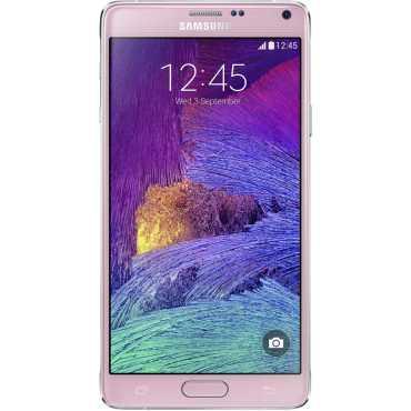 Samsung Galaxy Note 4 - White | Bronze