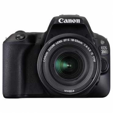 Canon 200D Ixus 185 20MP Digital SLR Camera