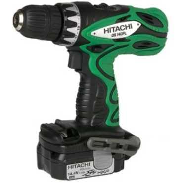 Hitachi DS14DFL Cordless Driver Drill - Black