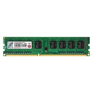 Transcend (TS512MLK64W6H) DDR3 4GB PC RAM - Green