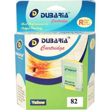Dubaria 82 Yellow Ink Cartridge