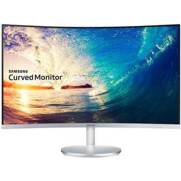 Samsung LC27F591FDWXXL 27 inch LED Backlit Full HD Monitor