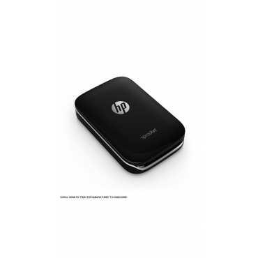 HP Sprocket (Z3Z92A) Portable Photo Printer - Black