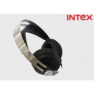Intex H-60 over the ear Headphone - Black