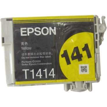 Epson 141 C13T141490 Yellow Ink Cartridge
