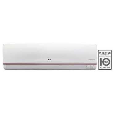 LG JS-Q12VUXD 1 Ton 3 Star Inverter Split Air Conditioner