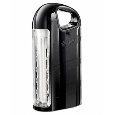 Mr. Light MR.625 Rechargeable Emergency Light - Black
