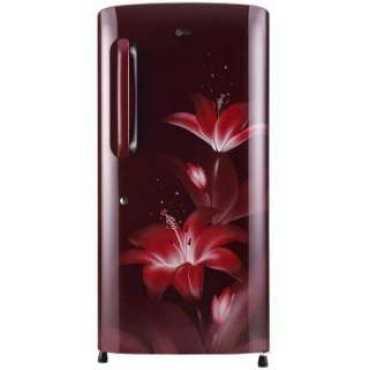 LG GL-D221ARGY 215 L 5 Star Inverter Direct Cool Single Door Refrigerator