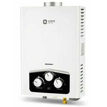Orient Electric Actus GWVN06WLMW 6 L Gas Geyser - White