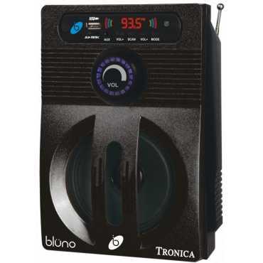 Tronica Bluno MP3/fm Radio with Speaker - Black | Grey