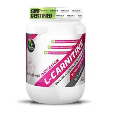 Advance Nutratech L-Carnitine Powder (200gm) - White