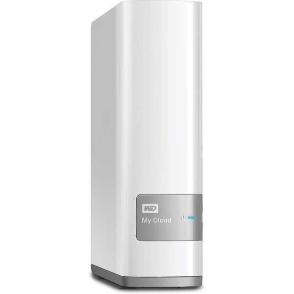 WD My Cloud WDBCTL0060HWT-NESN 6TB Personal Cloud Storage
