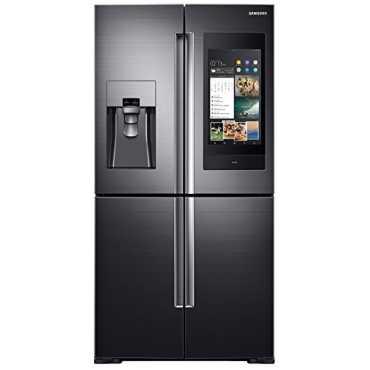 Samsung RF28N9780SG/TL 810 L Inverter Frost Free Side By Side Refrigerator - Black