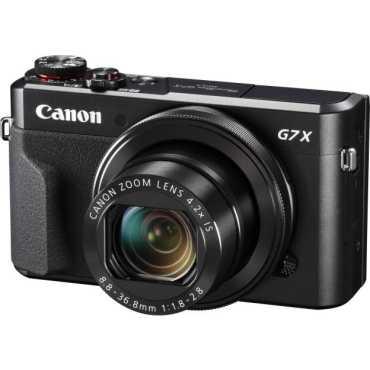 Canon Powershot G7X Mark II Point n Shoot Camera - Black