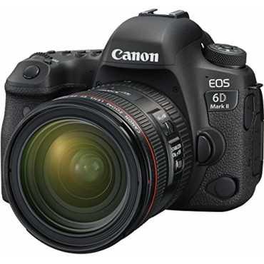Canon EOS 6D Mark II 26.2MP DSLR (With EF 24-70mm f/4L USM Lens)