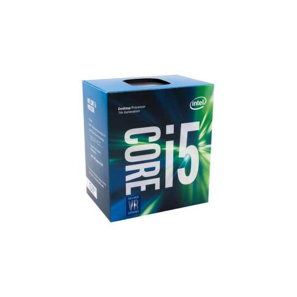 Intel Core i5 7500 7th Generation Desktop Processor