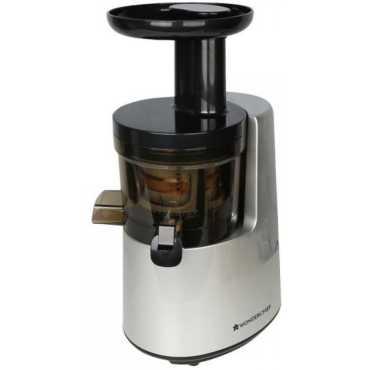 Wonderchef JE5518 200W Slow Juicer - Black