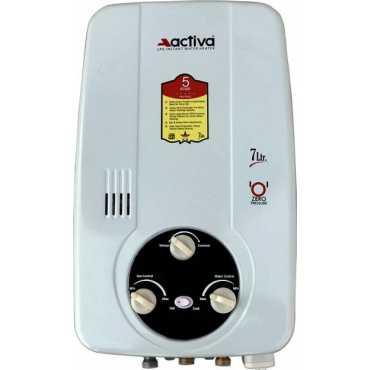 Activa Inva Gold Super 7L Gas Water Geyser - White