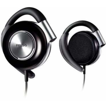 Philips SHS4700/28 Earclip Headphones - Black