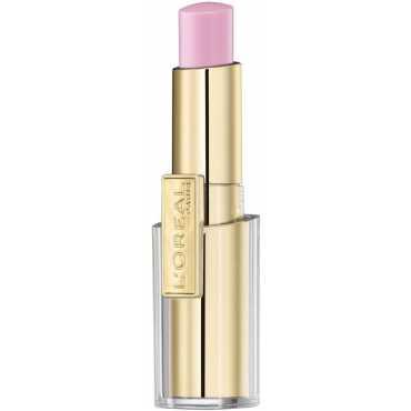 Loreal Paris Rouge Caresse Lipstick (Fashionista Pink-01) - Pink